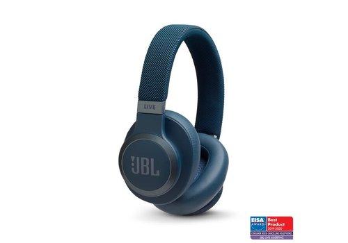 JBL Live 650BTNC hoofdtelefoon - blauw