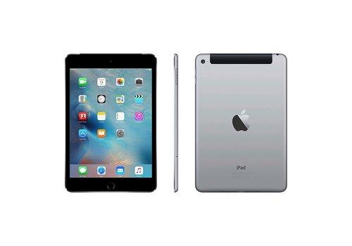 Refurbished iPad Mini 4 Zwart 64GB Wifi + 4G