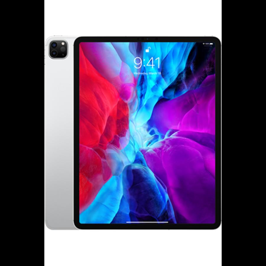 Apple iPad Pro 12.9 2020 WiFi + 4G 256GB Silver (256GB Silver)-1