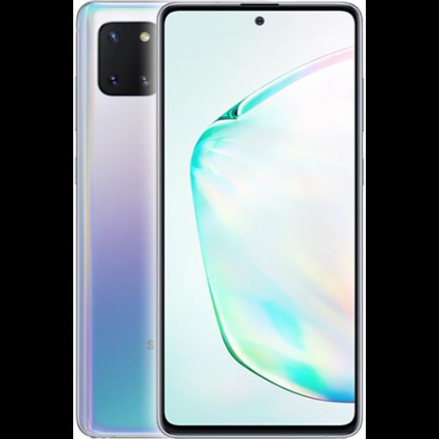 Samsung Galaxy Note 10 Lite Dual Sim N770FD 128GB Aura Glow (128GB Aura Glow)-1