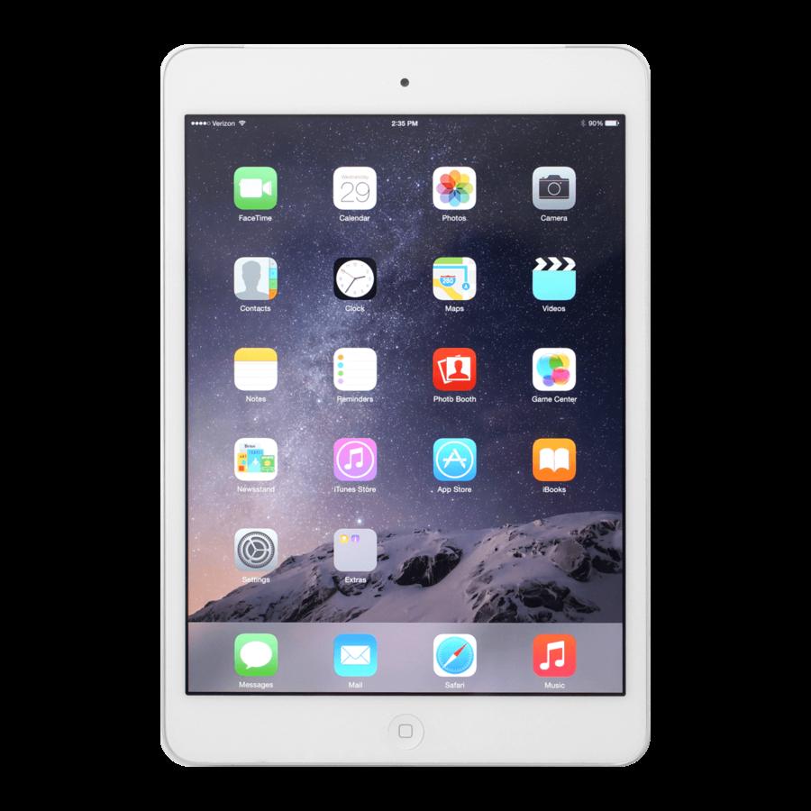 Refurbished iPad Mini 4 Wit 16GB Wifi + 4G-1