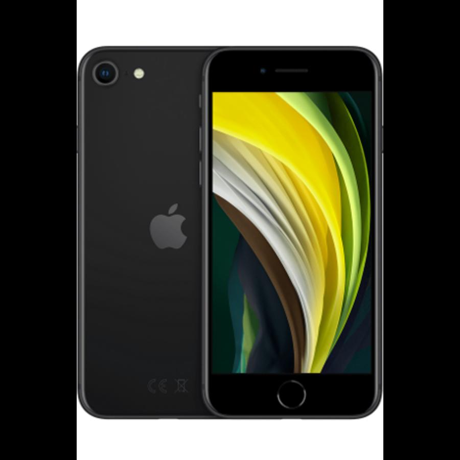 Apple iPhone SE 2020 256GB Black (256GB Black)-1