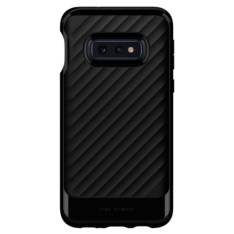 Spigen Neo Hybrid for Galaxy S10e Midnight Black-2