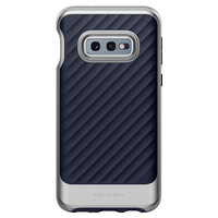 thumb-Spigen Neo Hybrid for Galaxy S10e silver colored-2