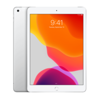 Refurbished iPad 2019 32GB Silver Wifi only