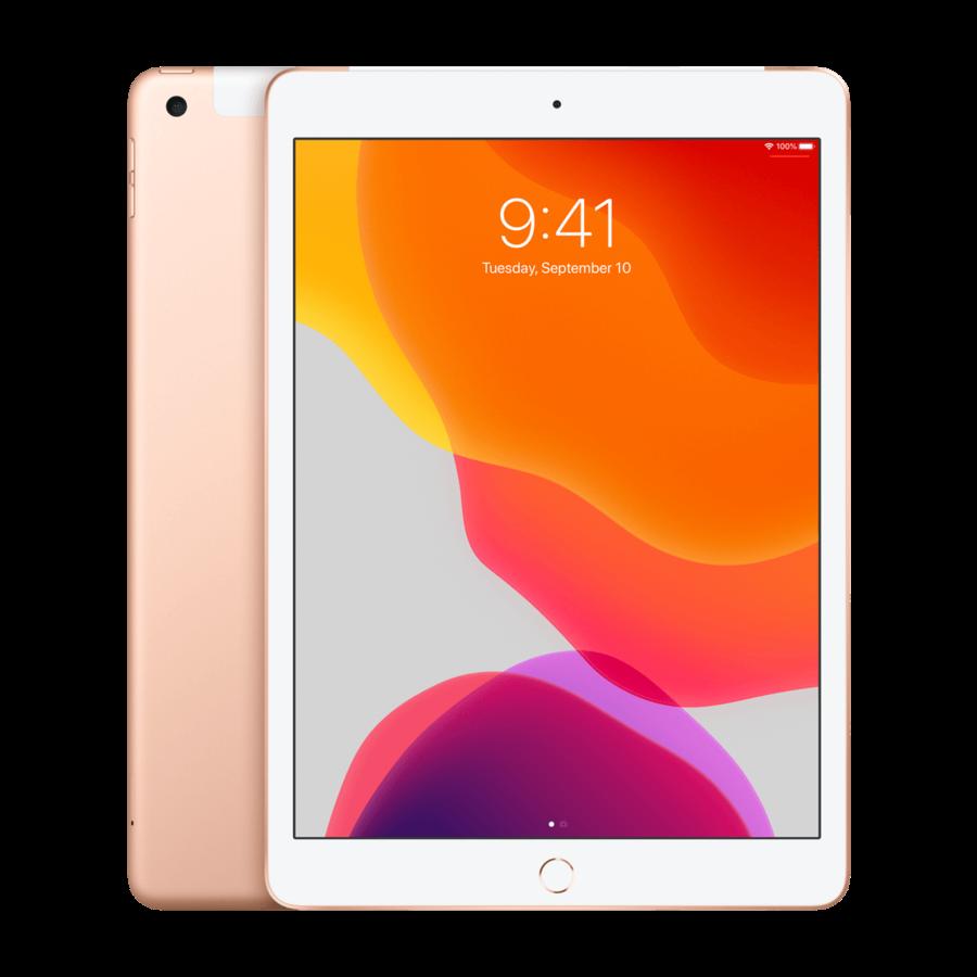 Refurbished iPad 2019 128GB Gold Wifi only-1