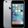 Apple Refurbished iPhone 6S Plus Zwart 128GB