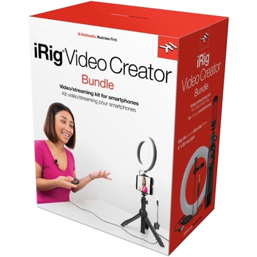 iRig Video Creator Bundle-4