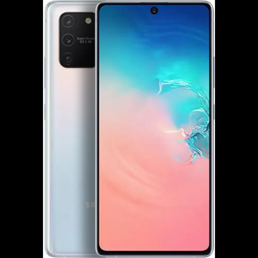 Samsung Galaxy S10 Lite Dual Sim G770F 128GB White (128GB White)-1