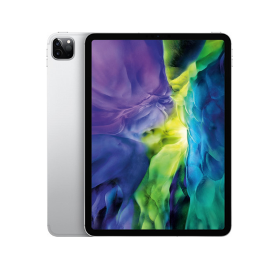 Apple iPad Pro 11-inch 2020 WiFi + 4G 512GB Silver (512GB Silver)-1