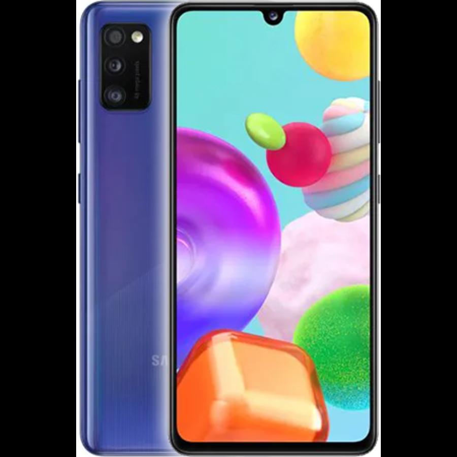 Samsung Galaxy A41 Dual Sim A415F Blue (Blue)-1