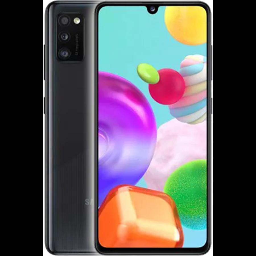 Samsung Galaxy A41 Dual Sim A415F Black (Black)-1