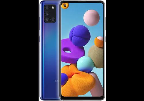 Samsung Galaxy A21s Dual Sim A217F 32GB Blue