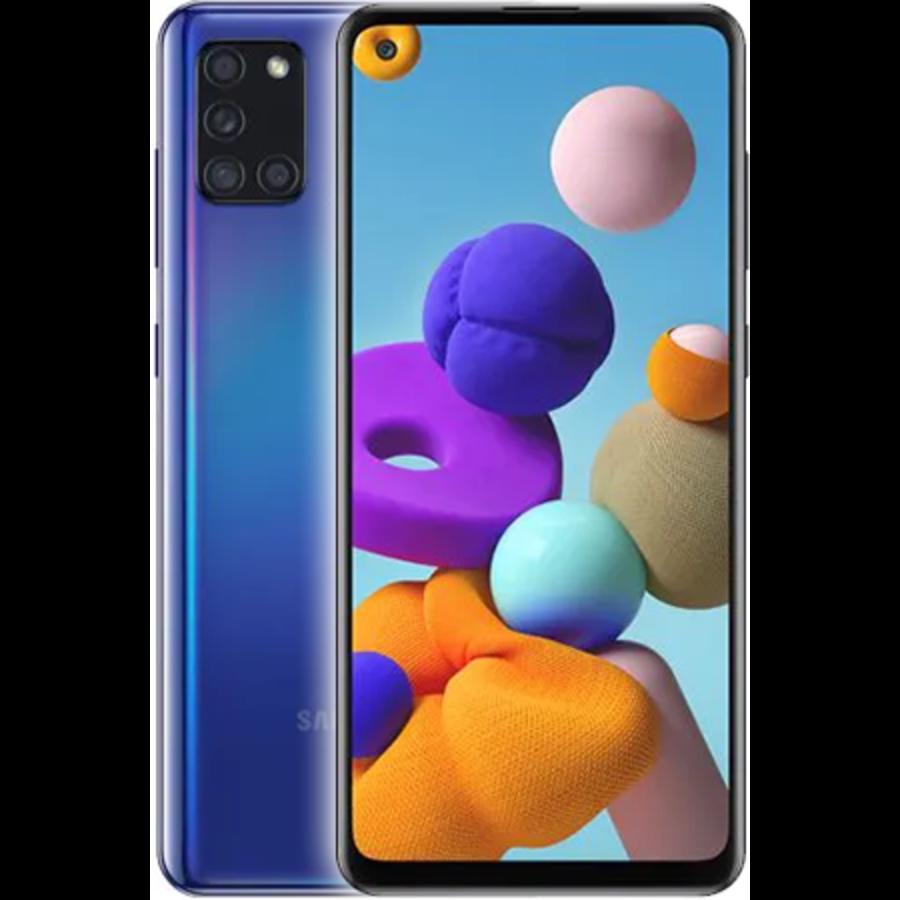 Samsung Galaxy A21s Dual Sim A217F 32GB Blue (32GB Blue)-1