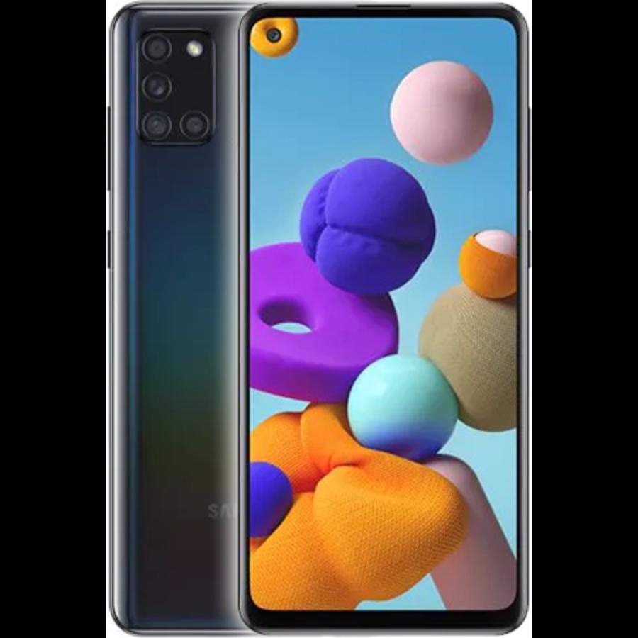 Samsung Galaxy A21s Dual Sim A217F 32GB Black (32GB Black)-1