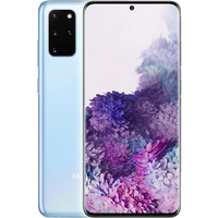 Samsung Galaxy S20+ 4G Dual Sim G985F 128GB Cloud Blue (128GB Cloud Blue)
