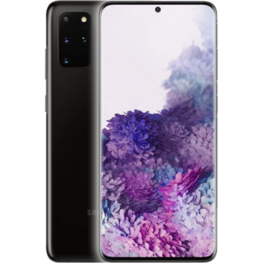 Samsung Galaxy S20+ 4G Dual Sim G985F 128GB Cosmic Black (128GB Cosmic Black)-1