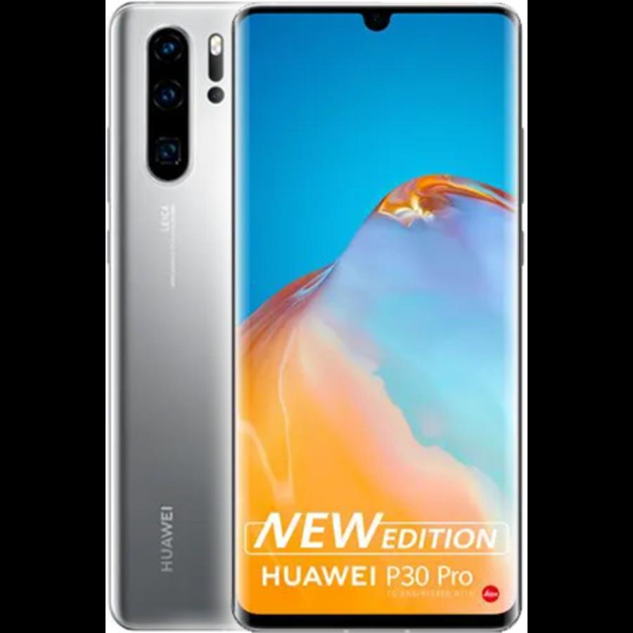 Huawei P30 Pro New Edition Dual Sim 256GB Silver (256GB Silver)-1