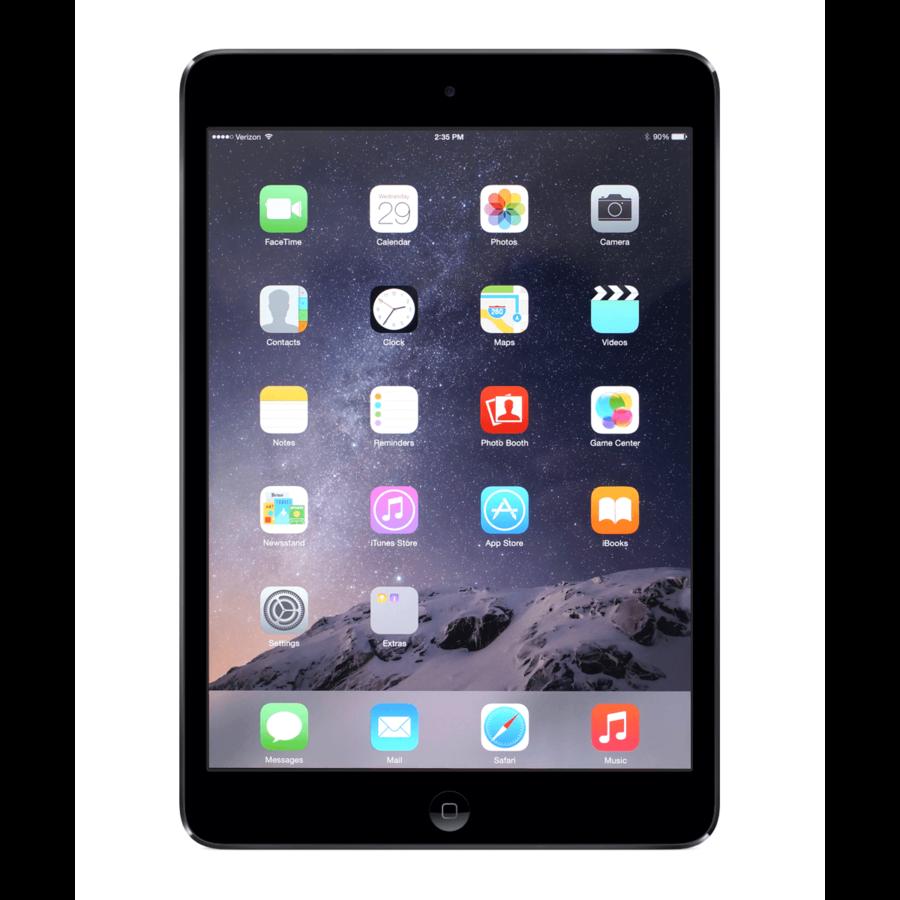 Refurbished iPad Mini 2 Zwart 64GB Wifi + 4G-1