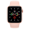 Apple Apple Watch 5 Sport 44mm Rose Gold (MWVE2NF/A) (Rose Gold)