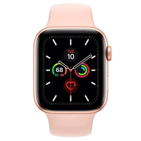 Apple Watch 5 Sport 44mm Rose Gold (MWVE2NF/A) (Rose Gold)