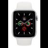 Apple Apple Watch 5 Sport 44mm Silver (MWVD2NF/A) (Silver)