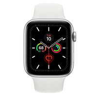Apple Watch 5 Sport 44mm Silver (MWVD2NF/A) (Silver)