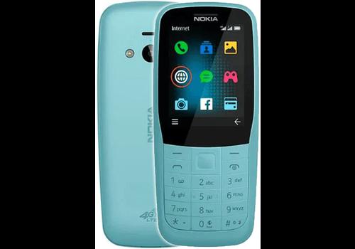 Nokia 220 4G Dual Sim Blue