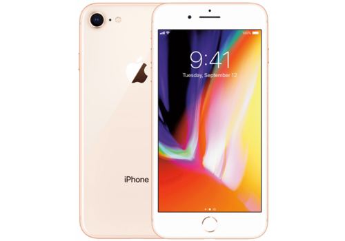 Refurbished iPhone 8 256GB Gold