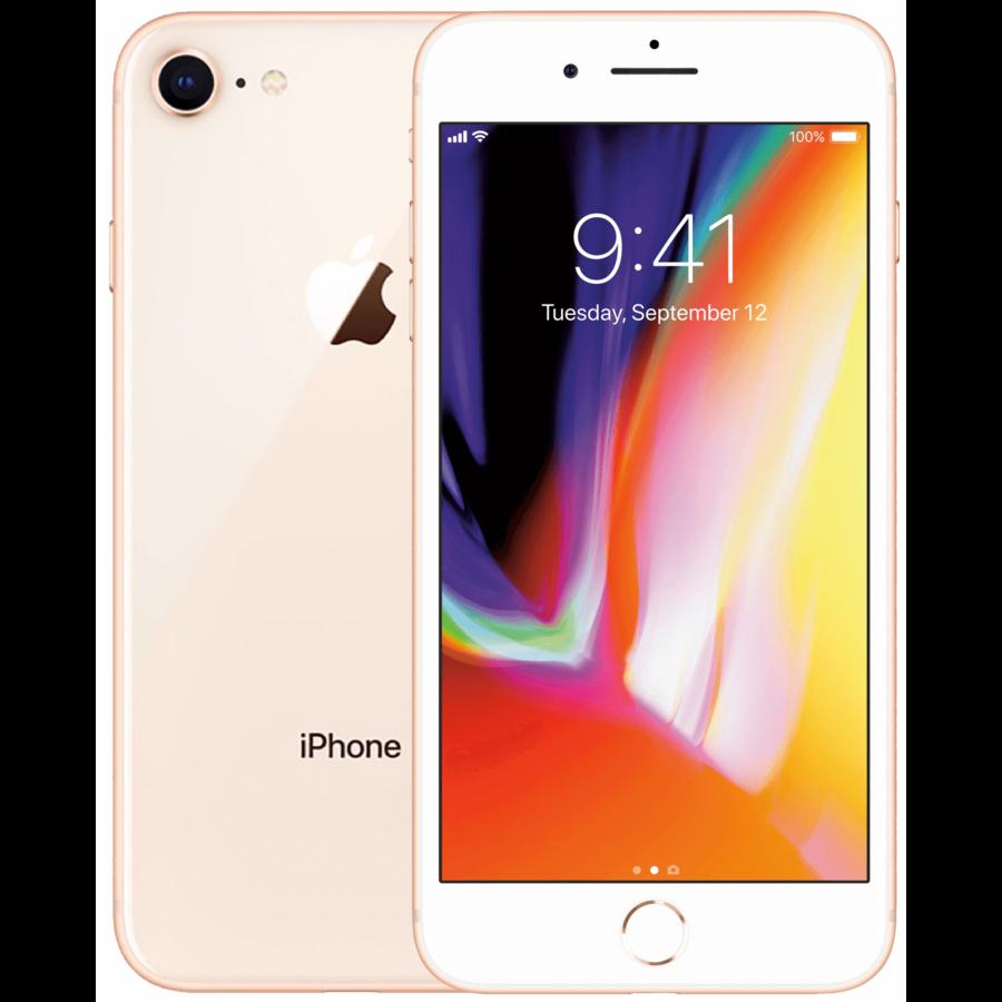 Refurbished iPhone 8 256GB Gold-1
