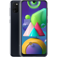 Samsung Galaxy M21 Dual Sim M215F Black (Black)