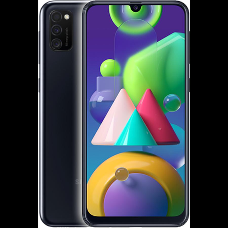 Samsung Galaxy M21 Dual Sim M215F Black (Black)-1