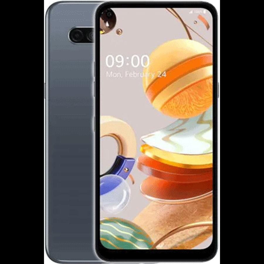 LG K61 128GB Titan Grey (128GB Titan Grey)-1