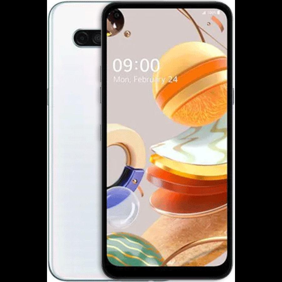 LG K61 128GB White (128GB White)-1