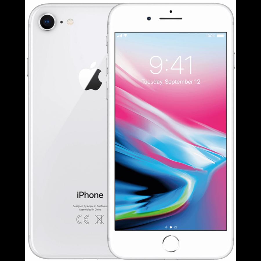 Refurbished iPhone 8 256GB Silver-1