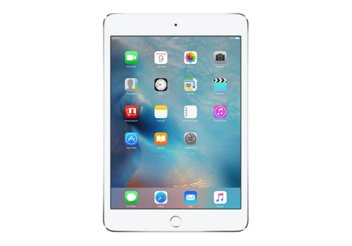 Refurbished iPad Mini 4 128GB Wit Wifi only B grade