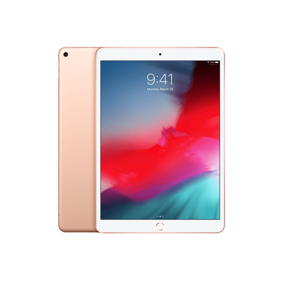 Refurbished iPad Air 3 64GB Gold 4G-1