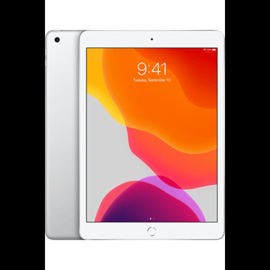 Apple iPad 10.2 2020 WiFi + 4G 128GB Silver (128GB Silver)-1