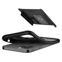 thumb-Spigen Slim Armor for iPhone 12 Pro Max black-5