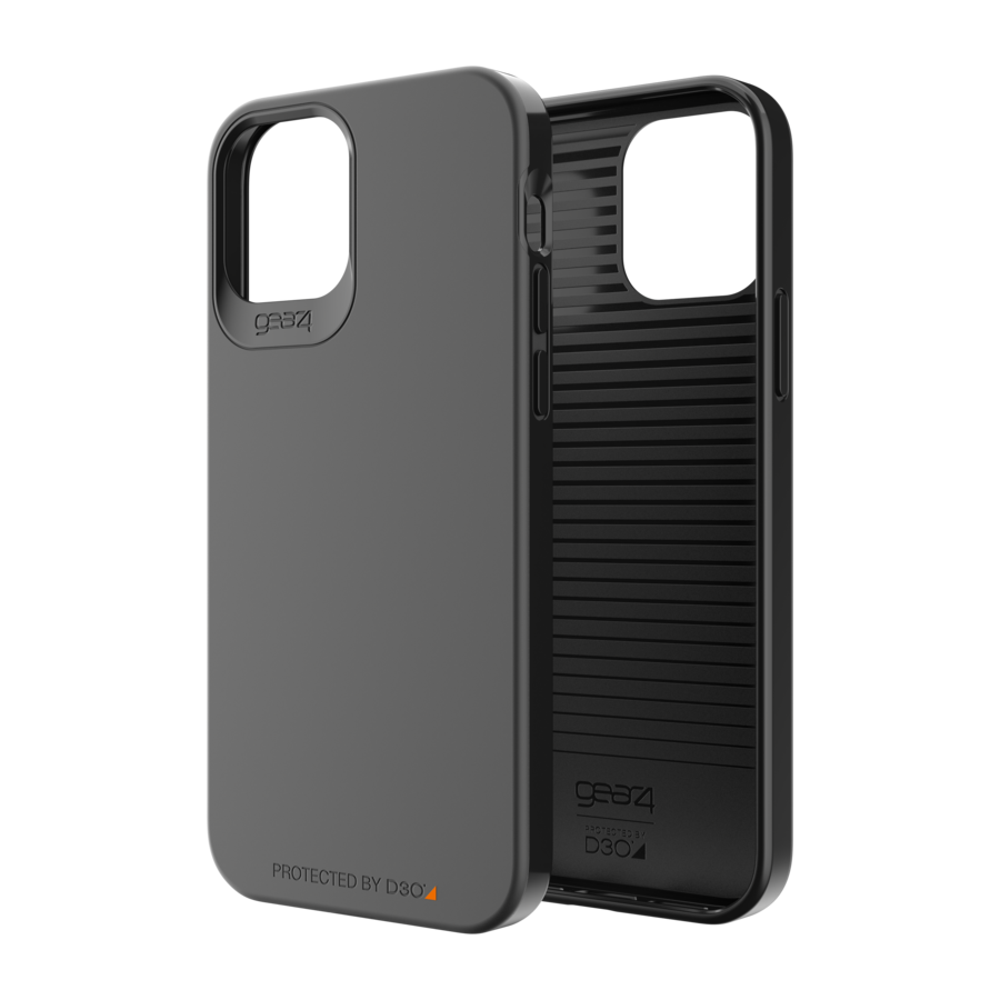 GEAR4 Holborn Slim for iPhone 12 / 12 Pro black-1
