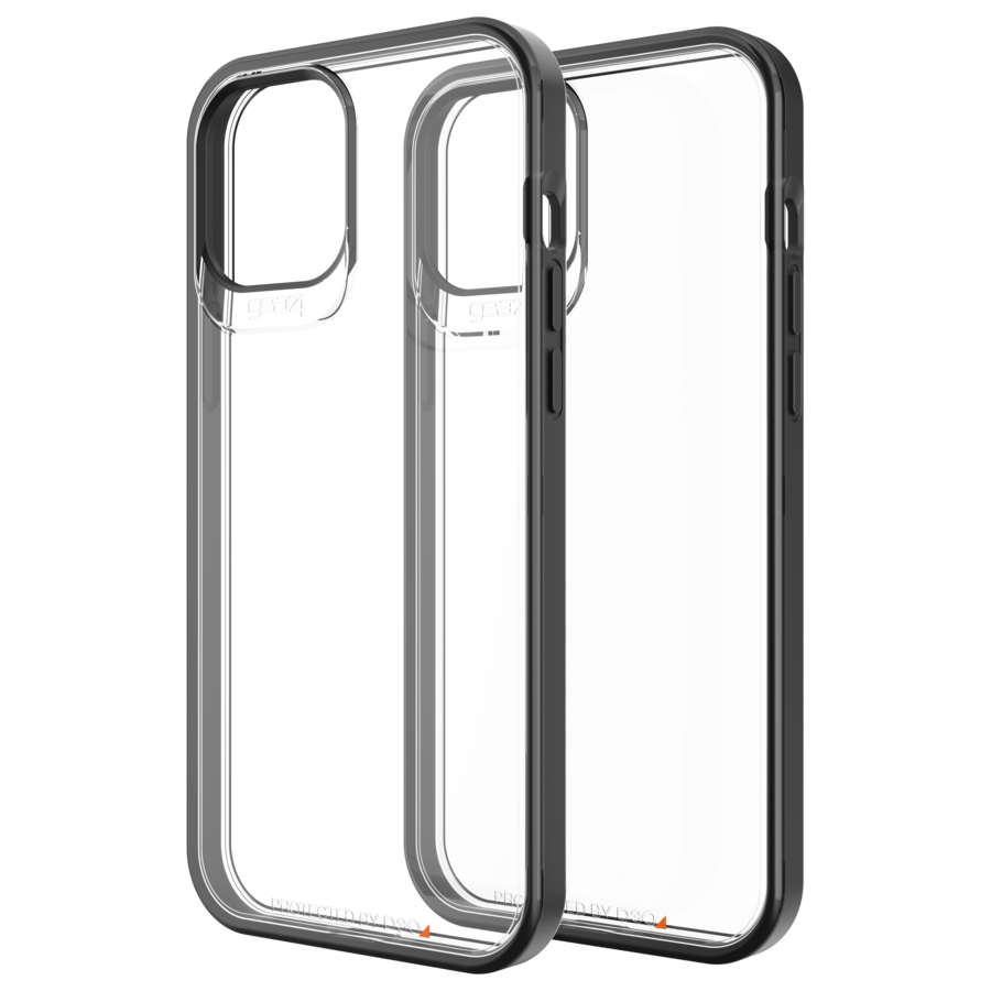 GEAR4 Hackney 5G for iPhone 12 Pro Max black-1