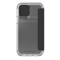 thumb-GEAR4 Wembley Flip for iPhone 12 / 12 Pro clear-2