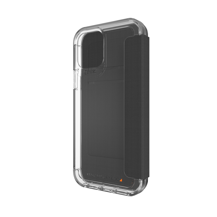 GEAR4 Wembley Flip for iPhone 12 / 12 Pro clear-4