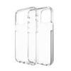 Gear4 GEAR4 Crystal Palace for iPhone 12 mini clear