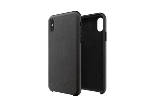bugatti Porto Full Wrap Case FW20 for iPhone X/Xs black