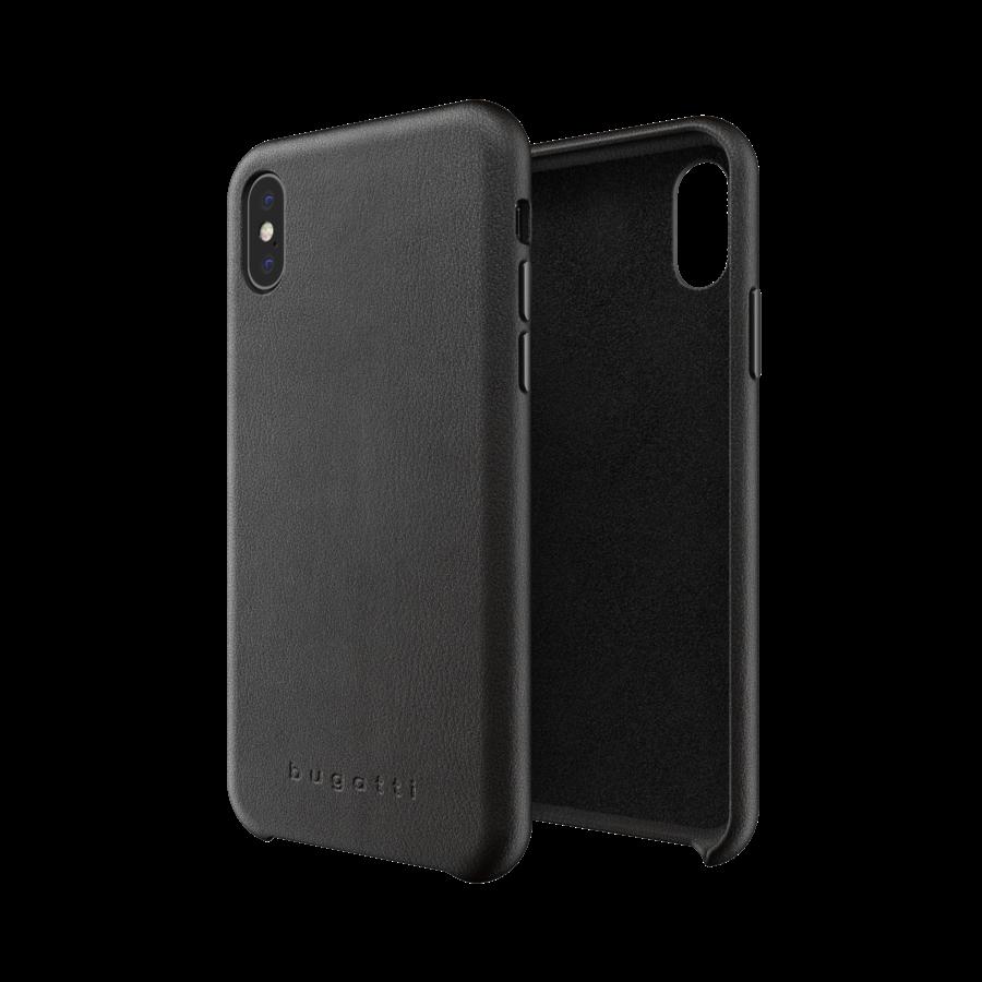 bugatti Porto Full Wrap Case FW20 for iPhone X/Xs black-1