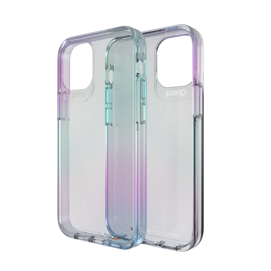 GEAR4 Crystal Palace for iPhone 12 mini iridescent-1