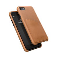 thumb-bugatti Londra Full Wrap With Pocket Case FW20 for IPhone 6/6s/7/8/SE 2G cognac-1