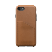 thumb-bugatti Londra Full Wrap With Pocket Case FW20 for IPhone 6/6s/7/8/SE 2G cognac-2