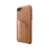 thumb-bugatti Londra Full Wrap With Pocket Case FW20 for IPhone 6/6s/7/8/SE 2G cognac-3